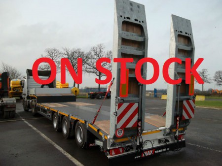 MAX 100 TRAILER ON STOCK