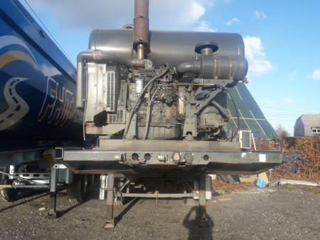 CIFA 12m³-2AXLE WITH ENGINE - SECOND HAND